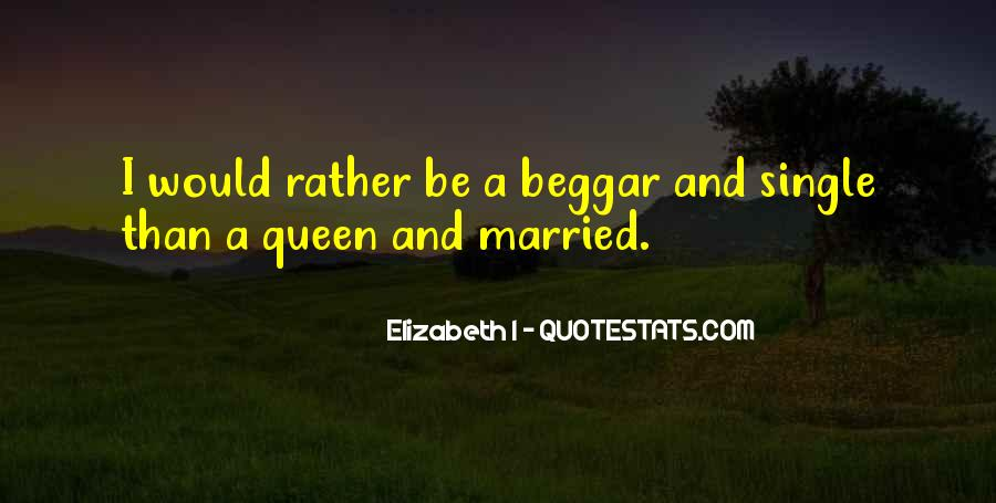 Quotes About Queen Elizabeth 1 #372810