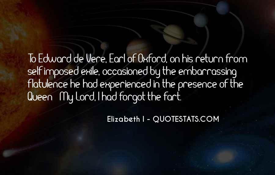 Quotes About Queen Elizabeth 1 #381905