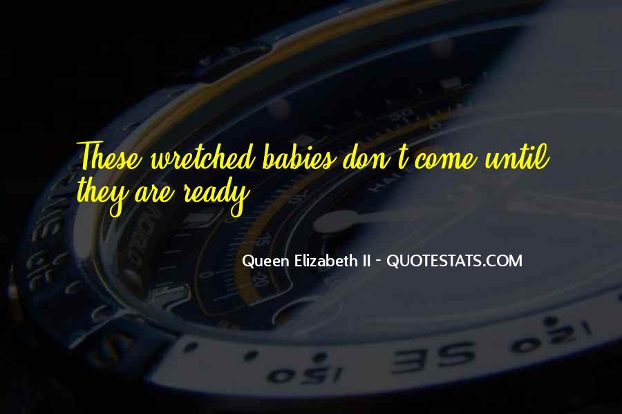 Quotes About Queen Elizabeth 1 #407456