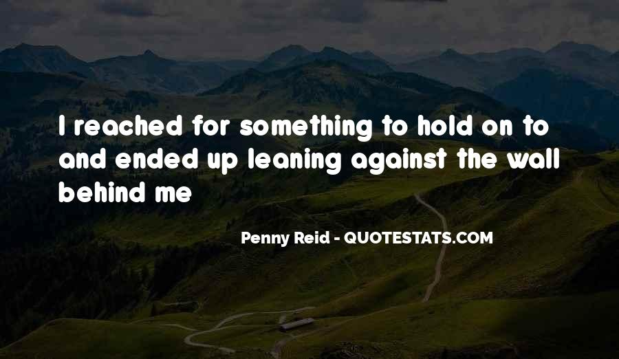Quotes About Something #2715