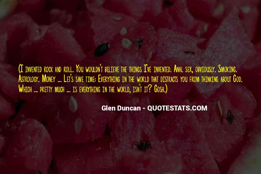 Quotes About Smoking Being Bad #108361