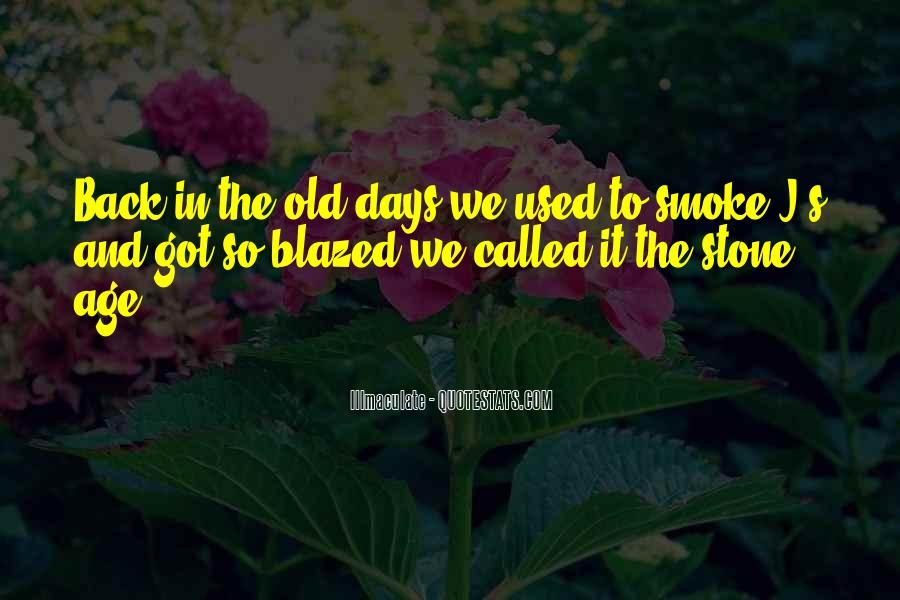 Quotes About Smoking Being Bad #11589