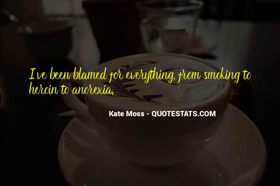 Quotes About Smoking Being Bad #116029