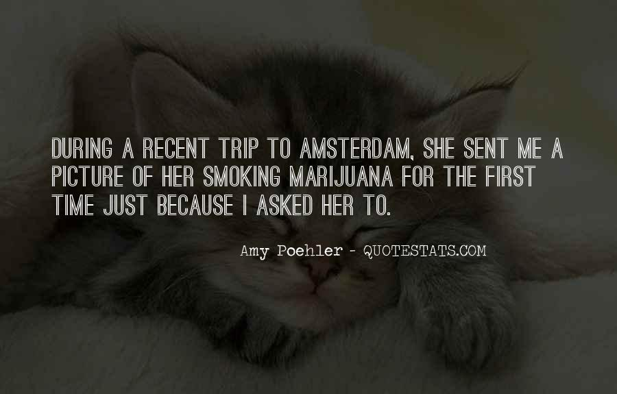 Quotes About Smoking Being Bad #163326