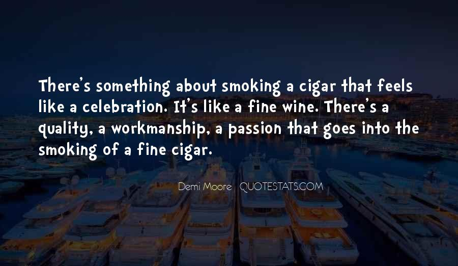 Quotes About Smoking Being Bad #30116