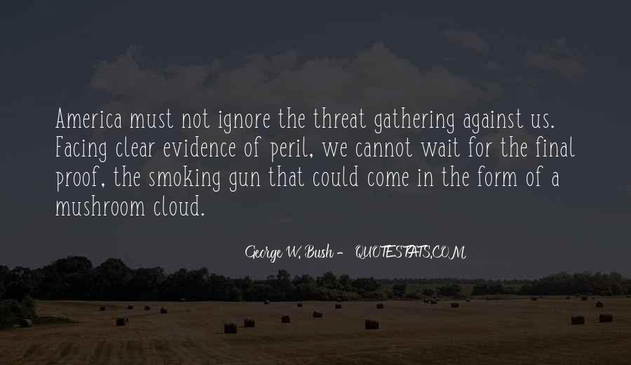 Quotes About Smoking Being Bad #34768