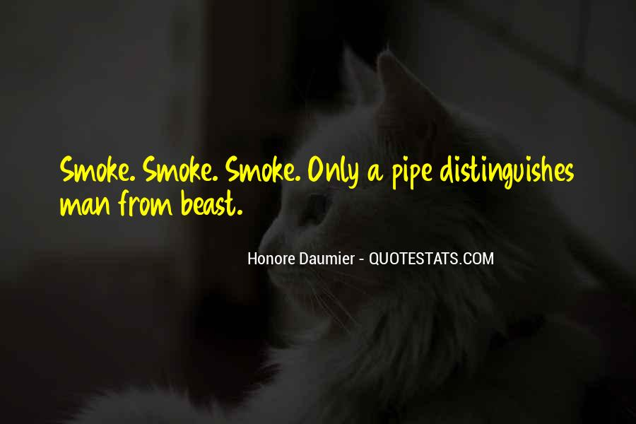 Quotes About Smoking Being Bad #62373