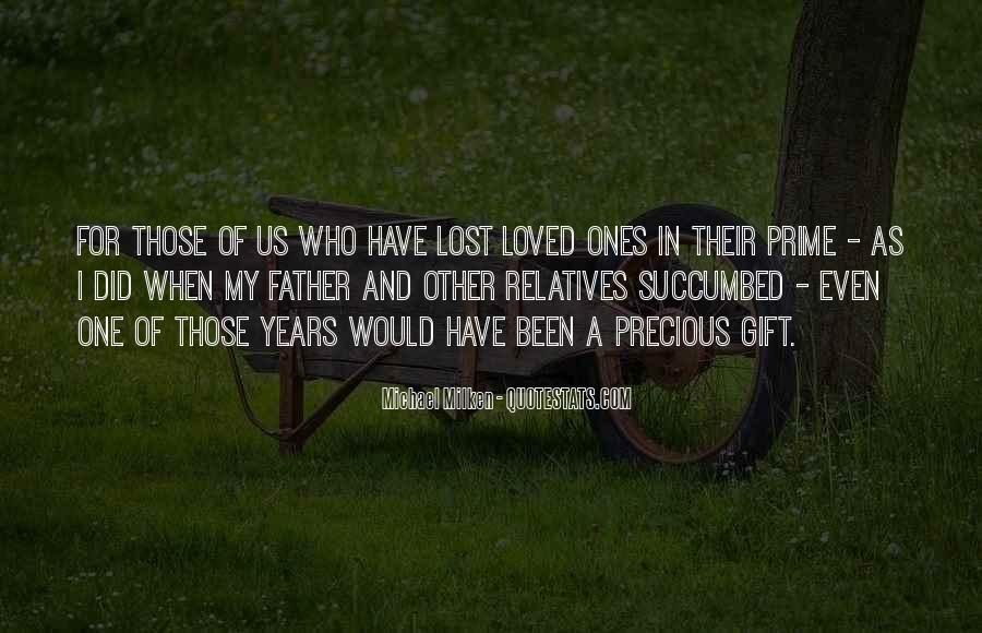Quotes About Relatives You Love #1147282