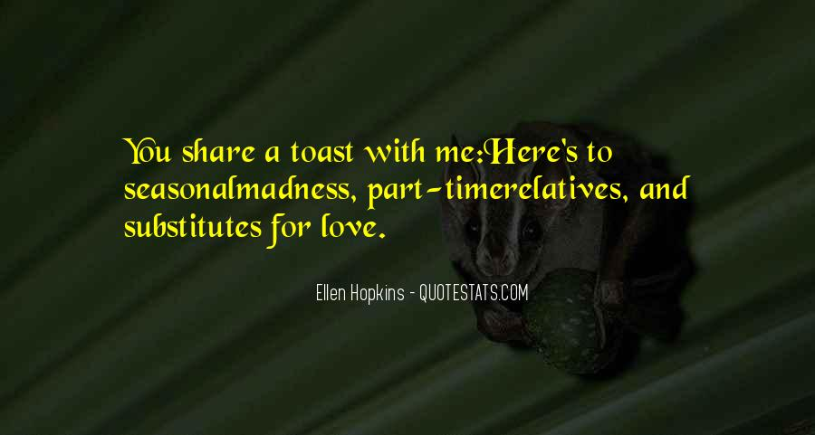 Quotes About Relatives You Love #459371
