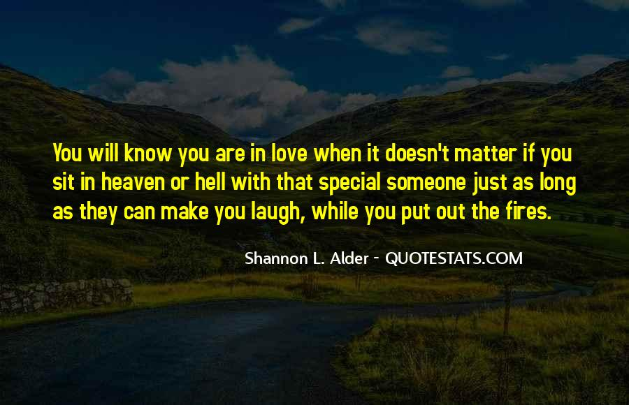 Quotes About Your Loved Ones In Heaven #220940