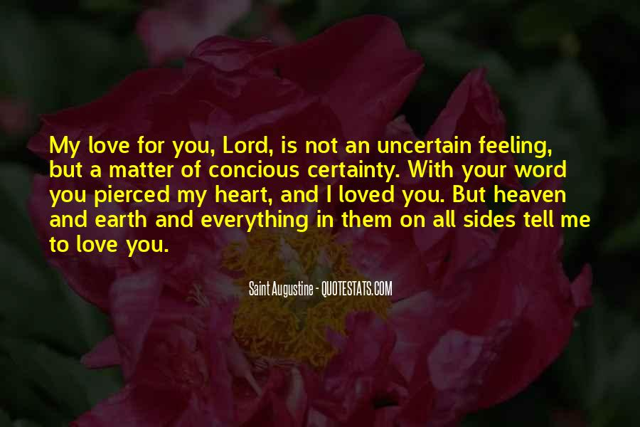 Quotes About Your Loved Ones In Heaven #718042