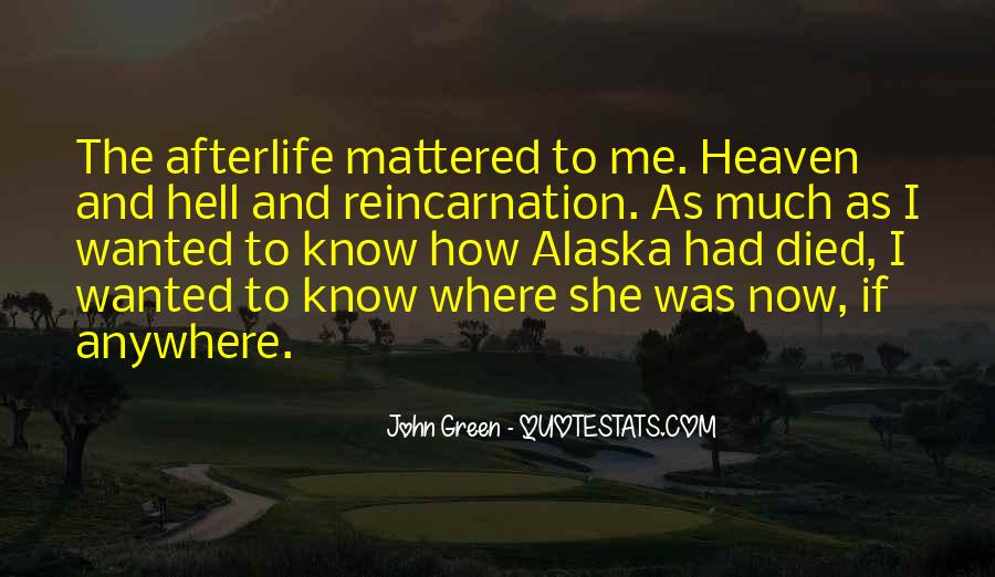 Quotes About Your Loved Ones In Heaven #744858