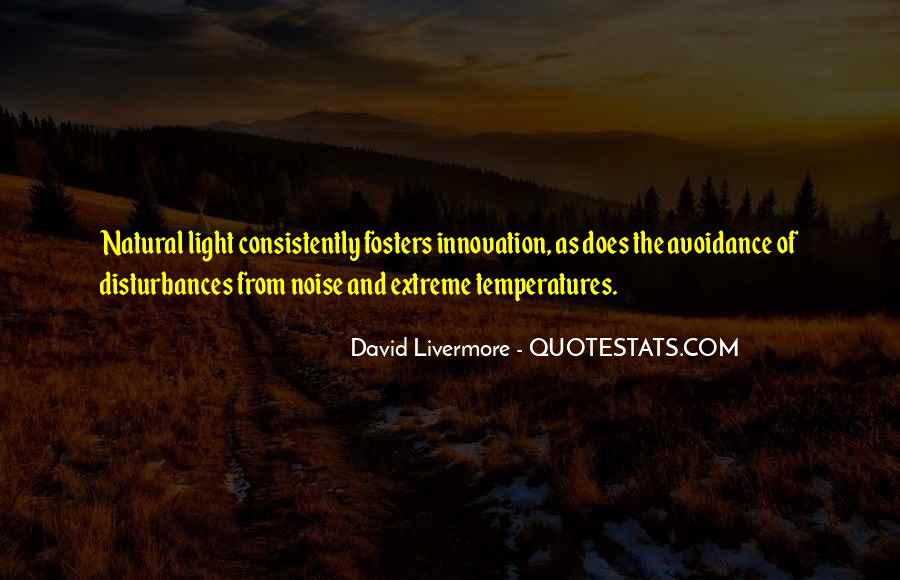 Quotes About Temperatures #108109