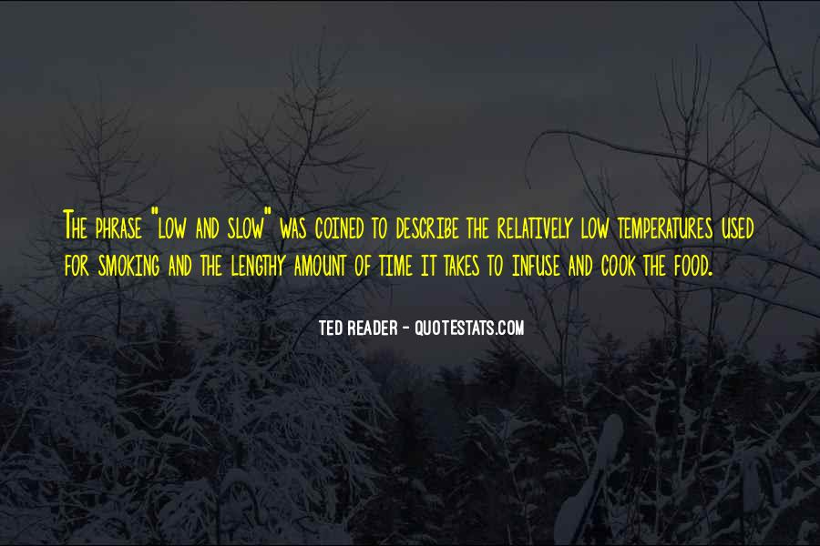 Quotes About Temperatures #1278513