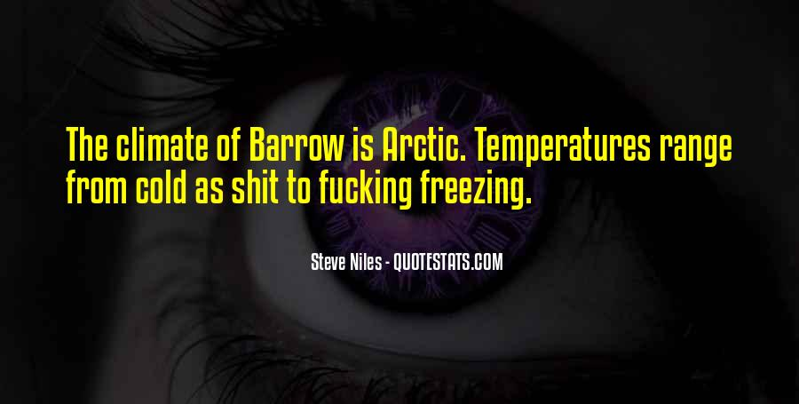 Quotes About Temperatures #1288931