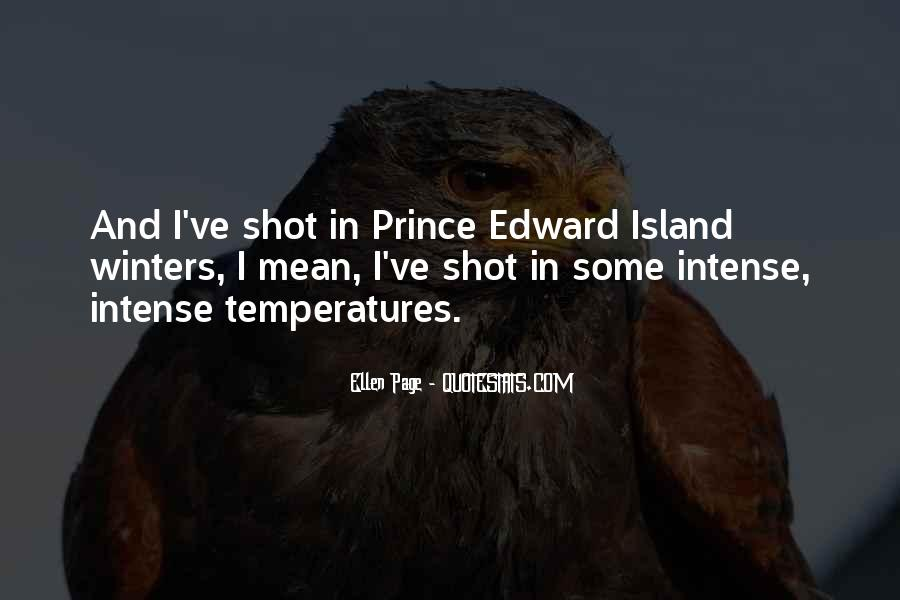 Quotes About Temperatures #1465514