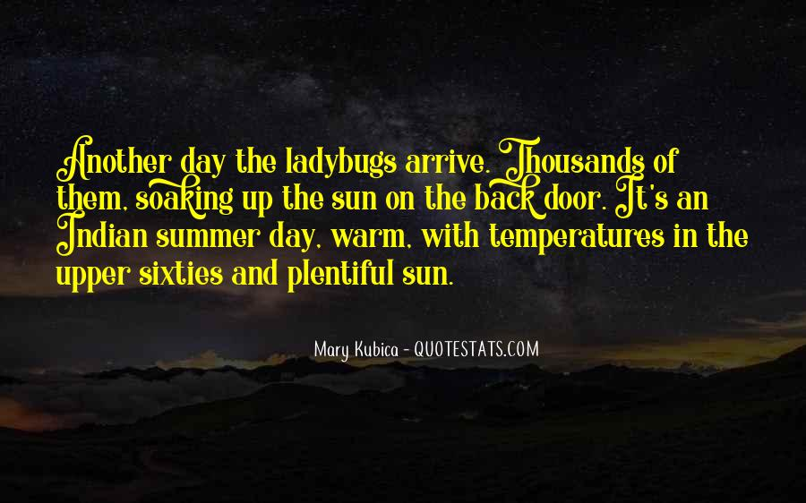 Quotes About Temperatures #1592459