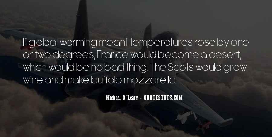 Quotes About Temperatures #257620