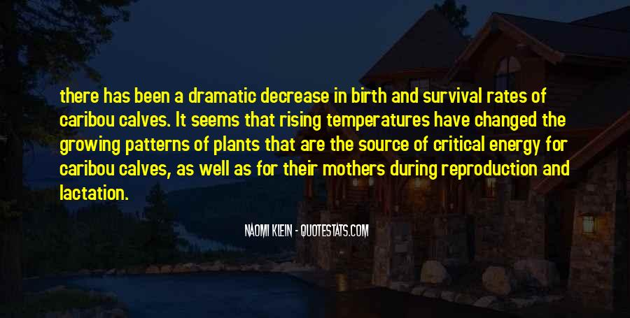 Quotes About Temperatures #310193