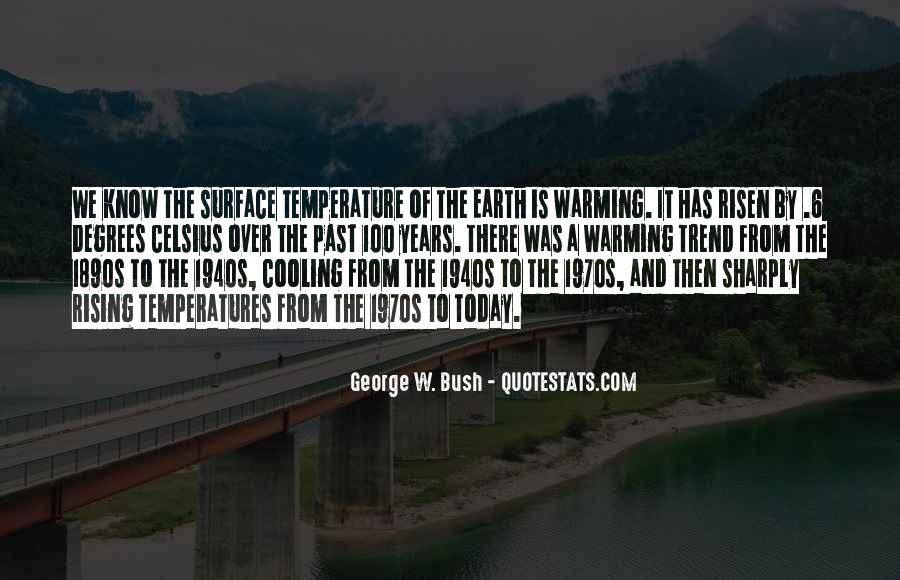 Quotes About Temperatures #558222