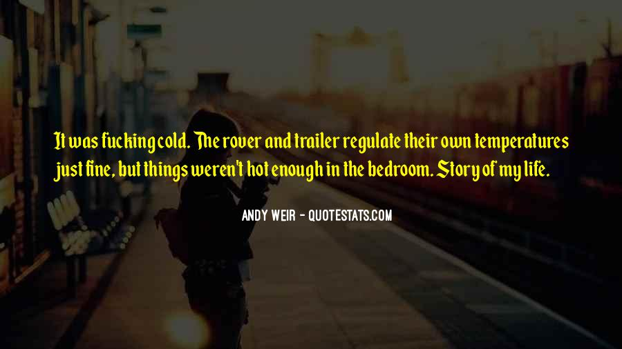 Quotes About Temperatures #564033