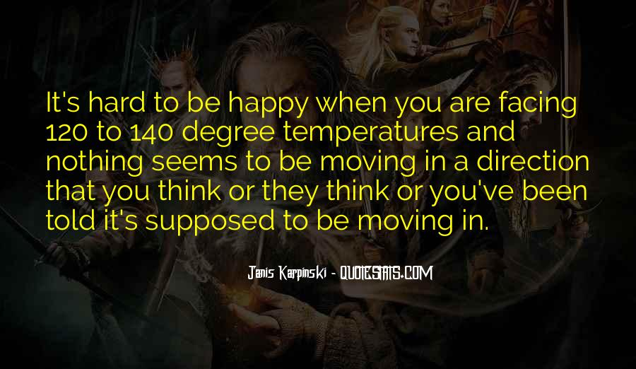 Quotes About Temperatures #828015