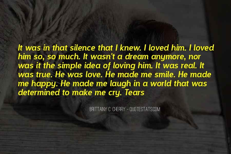 Quotes About Love That Can Make You Cry #1008621