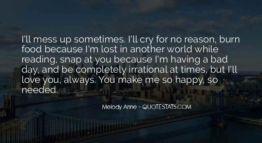 Quotes About Love That Can Make You Cry #1141696