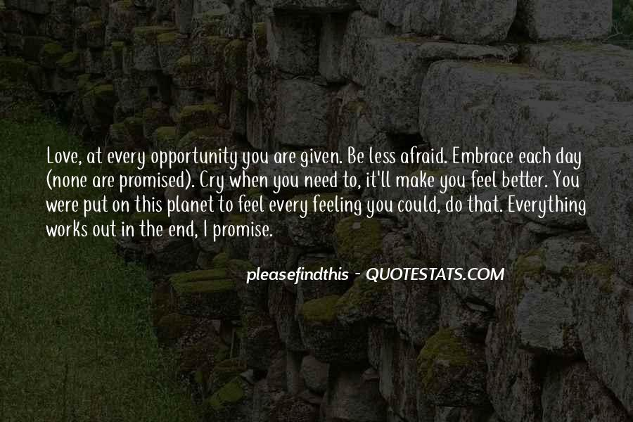 Quotes About Love That Can Make You Cry #1304416