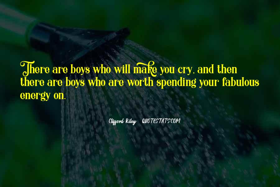 Quotes About Love That Can Make You Cry #253801