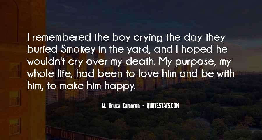Quotes About Love That Can Make You Cry #515902
