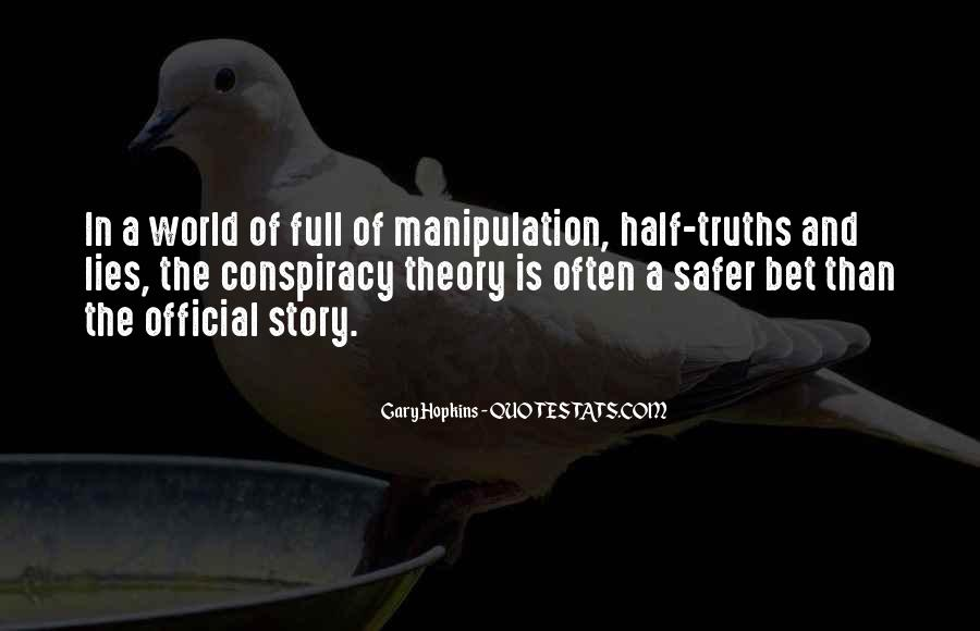 Quotes About Half Full #106142