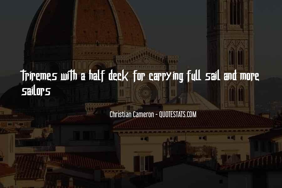 Quotes About Half Full #212100