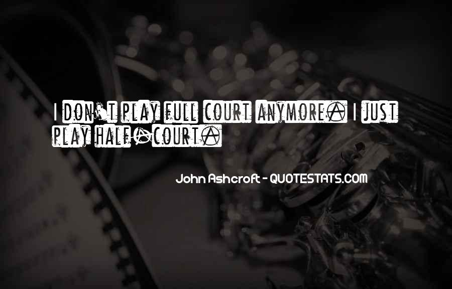 Quotes About Half Full #354252