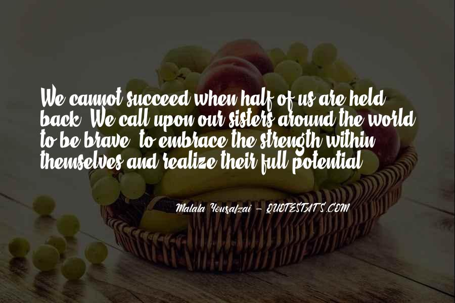 Quotes About Half Full #636008