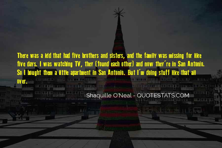 Top 10 Quotes About Missing A Little Brother Famous Quotes