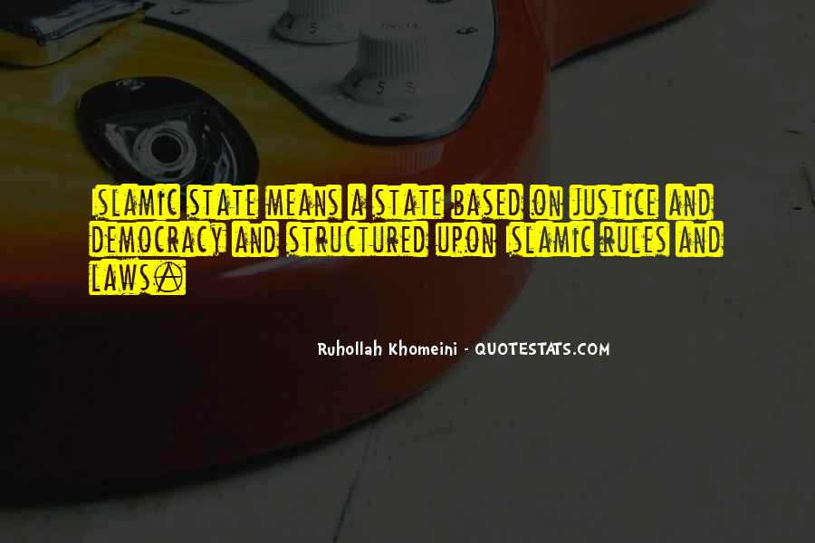 Quotes About Rules And Laws #1194318