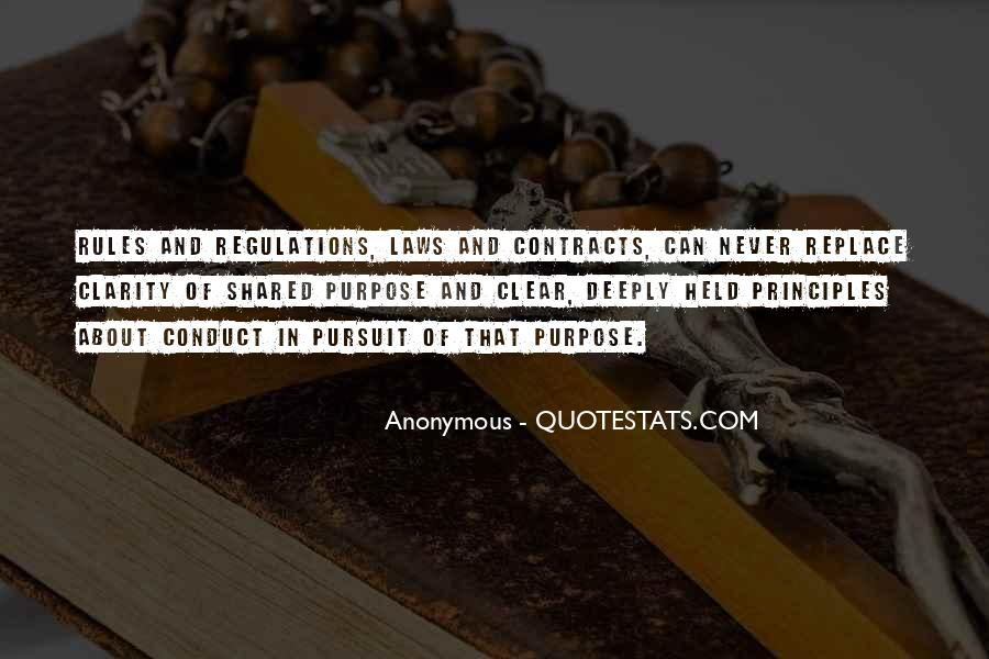 Quotes About Rules And Laws #1271097