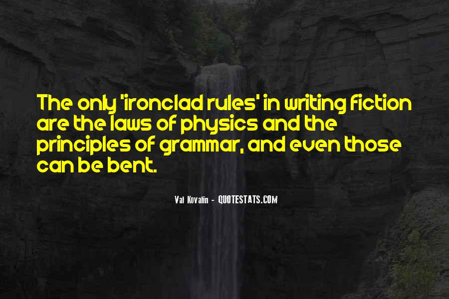 Quotes About Rules And Laws #1291920