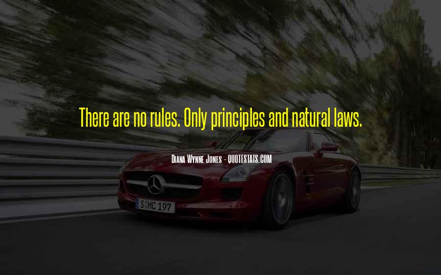 Quotes About Rules And Laws #1329328
