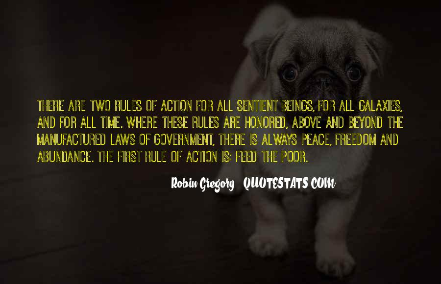 Quotes About Rules And Laws #1338310