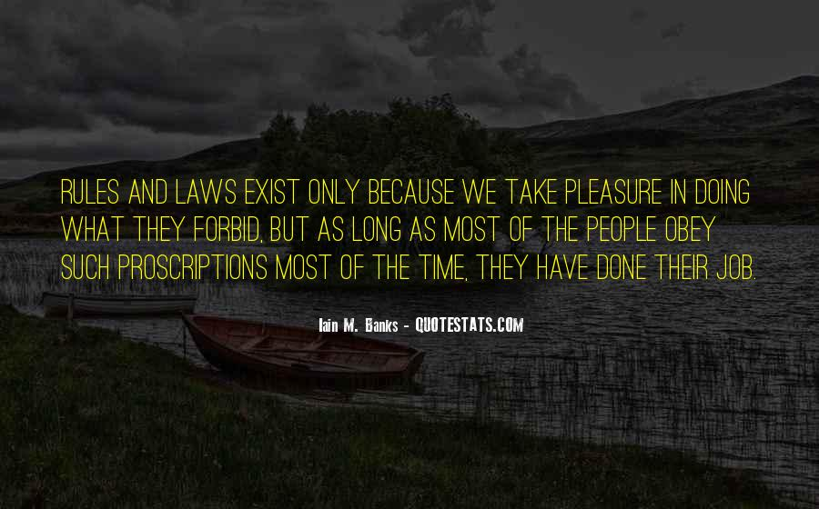 Quotes About Rules And Laws #1630584