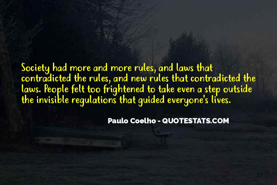 Quotes About Rules And Laws #1654190