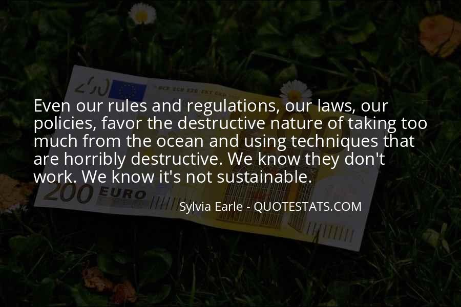 Quotes About Rules And Laws #1744245