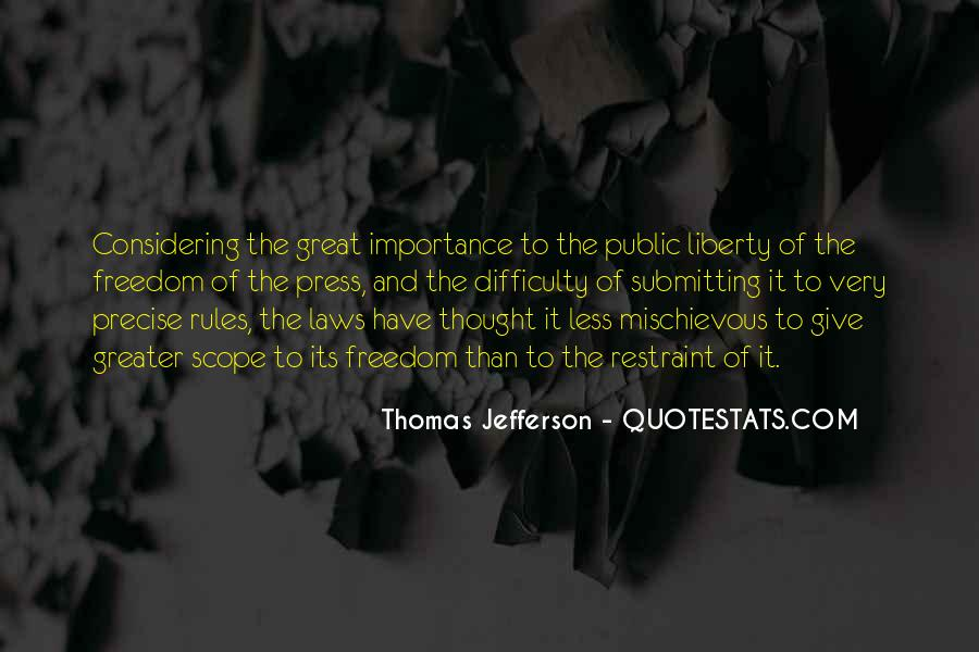 Quotes About Rules And Laws #175508