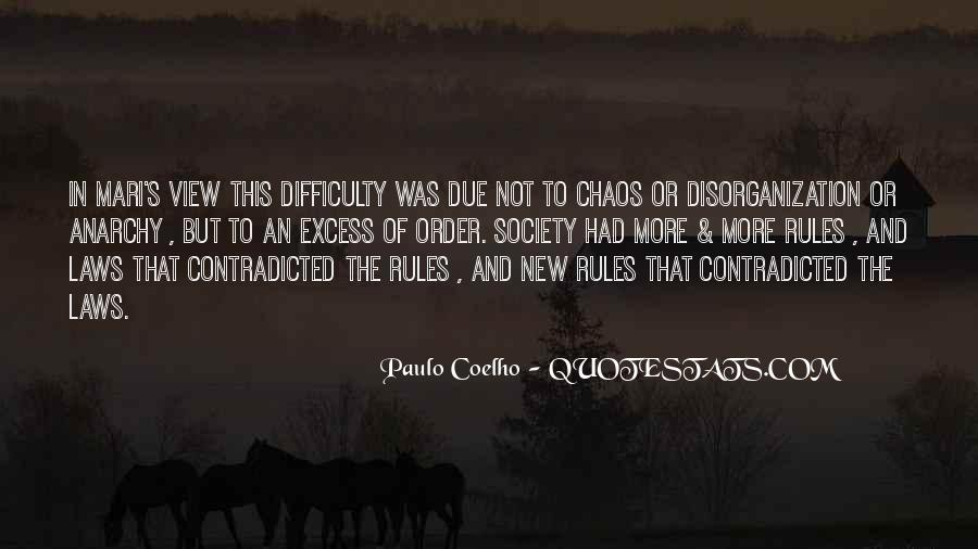 Quotes About Rules And Laws #1817617