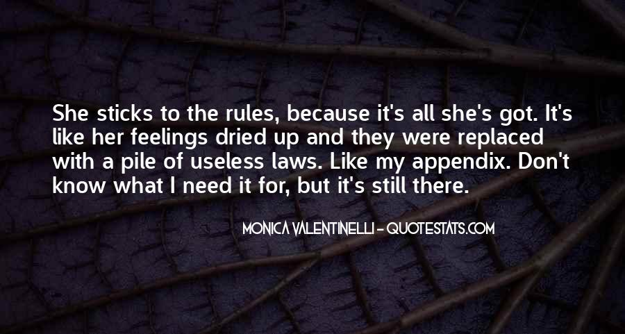 Quotes About Rules And Laws #255127