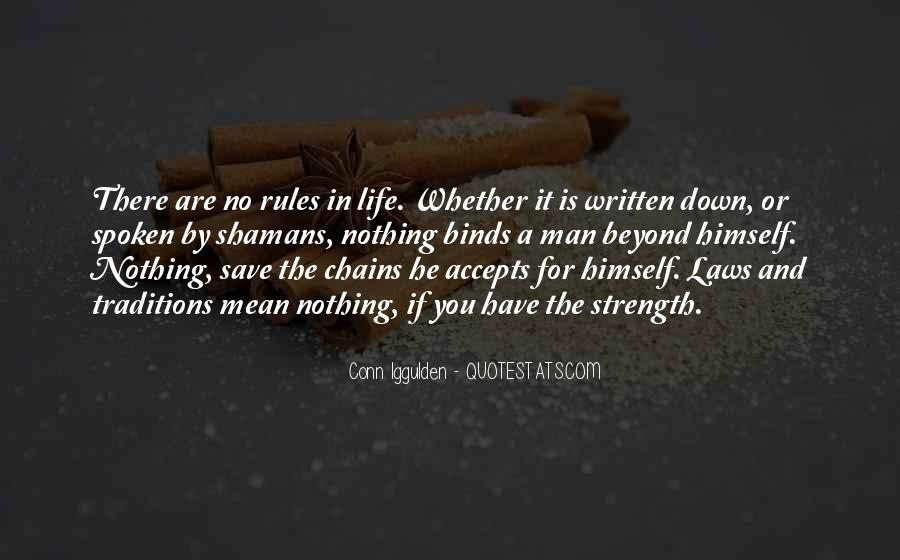 Quotes About Rules And Laws #454895