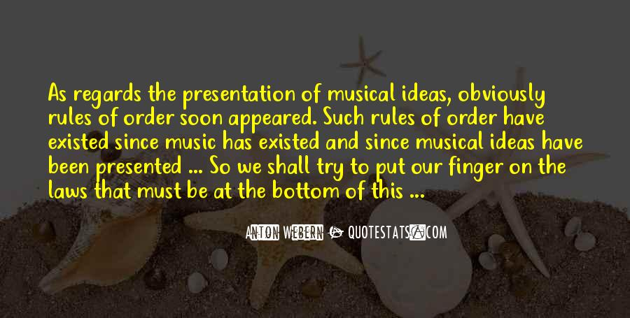 Quotes About Rules And Laws #6214