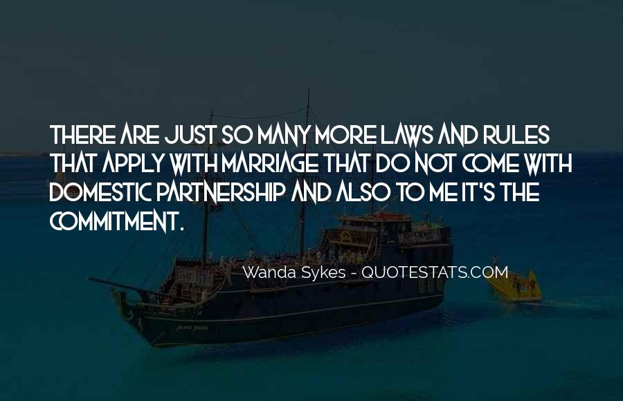 Quotes About Rules And Laws #752557